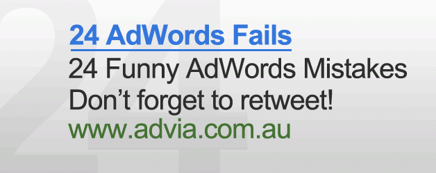 24 Best AdWords Fails