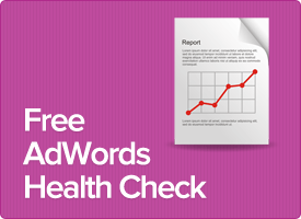 Free AdWords Health Check